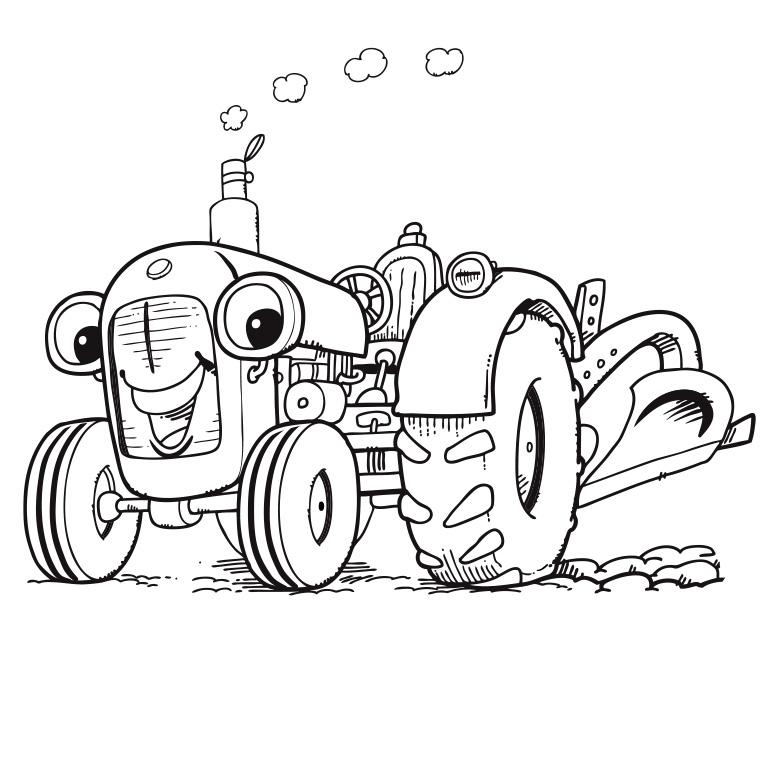 Gravure laser jean yves rebouillat photographie - Image de tracteur a colorier ...