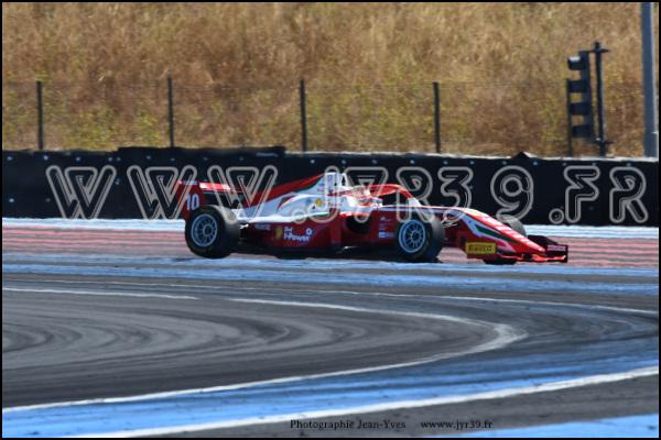 Formula regional european 033