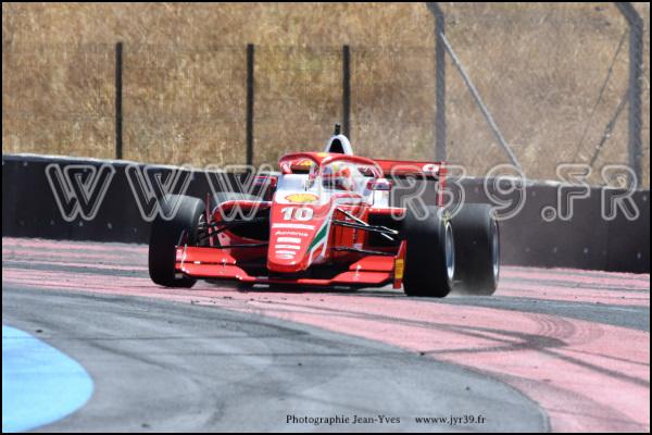Formula regional european 039