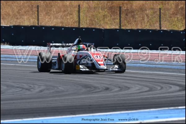 Formula regional european 061