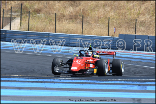 Formula regional european 315
